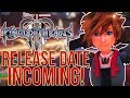 Kingdom Hearts 3 - The Release Date and SO MUCH MORE Is Coming Next Month!