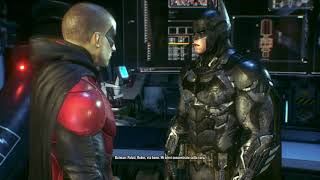 BATMAN™: ARKHAM KNIGHT Dalla parte di Ivy gameplay ps4 ita #5