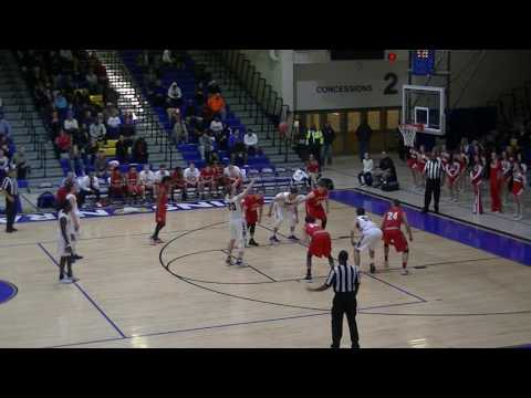 WT Woodson vs Franklin County 3 Mar 17 1st Quarter