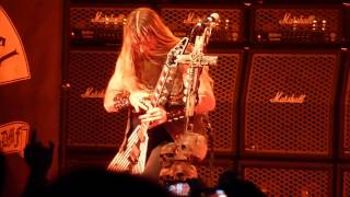 Black Label Society- Damn The Flood, Golden Gods Tour, June 4th 2014