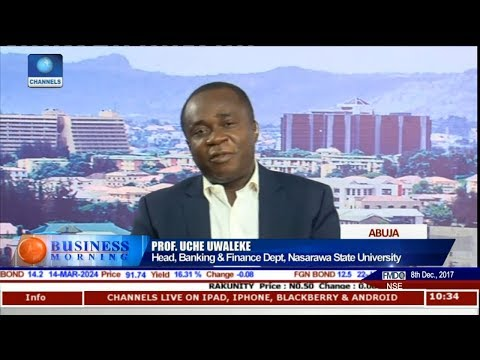 The Business And Economy Of Universities In Nigeria Pt 1 | Business Morning |