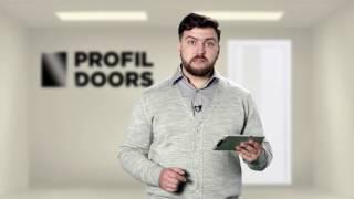 видео Купить глянцевые двери Profildoors (Профильдорс) по доступным ценам в Москве в магазине Parket Floor