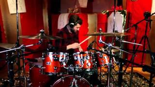 Jeremy Davis - Sleigh Ride by Karmin - Drum Cover