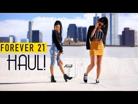 Forever 21 Haul!   jasmeannnn