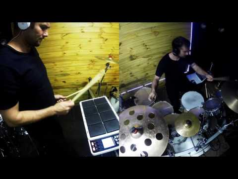 Marcelo Seghese - ''YOU'RE A CREED'' - Rocky Balboa Theme - Drum Cover