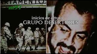 Grupo Desertores - Los Inicios de Arturo Beltran con tololoche  corrido 2020 