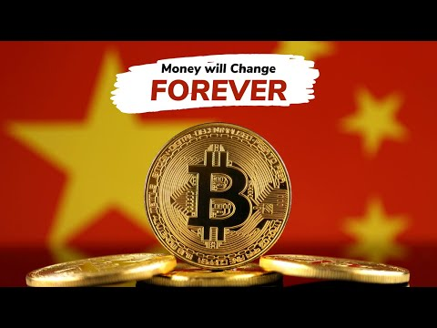 China's Digital Currency Yuan  ||  Crypto Backed By Gold