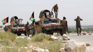 Lính Afghanistan nổ súng vào quân đội Mỹ, 3 người thiệt mạng