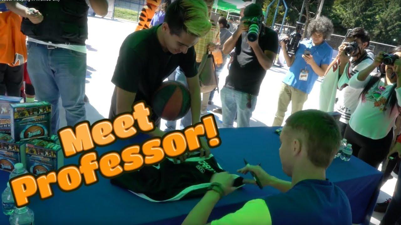 Meet Professor in Los Angeles, CA for FREE. Sept 15th GlobalHooper Pop-Up Shop!