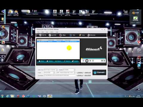 Как вставить видео клип на рабочий стол как видео обои для windows 7