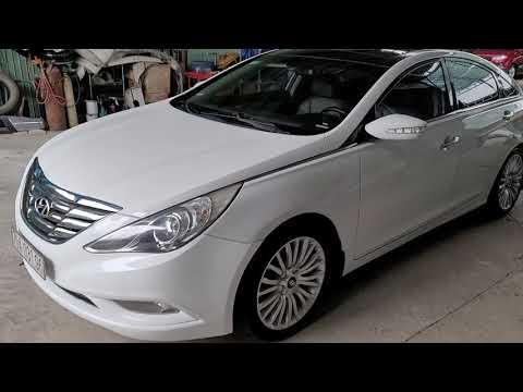 ( Xe Đã Bán) Hyundai Sonata 2012 Nhập-Odo: 54.000Km chuẩn, Bao test @Thế Quang - Mua Bán Xe Cũ