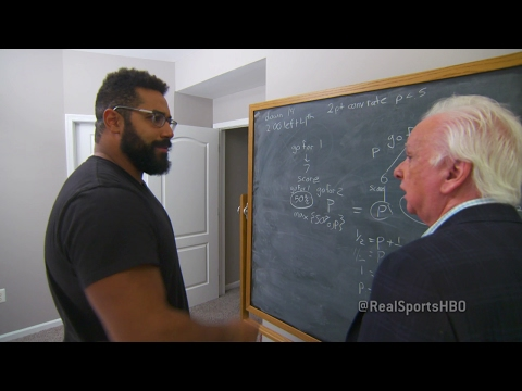 John Urschel-Baltimore Ravens Math Whiz: Real Sports Trailer (HBO)