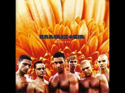 Rammstein -  Herzeleid 1995 8bit full album