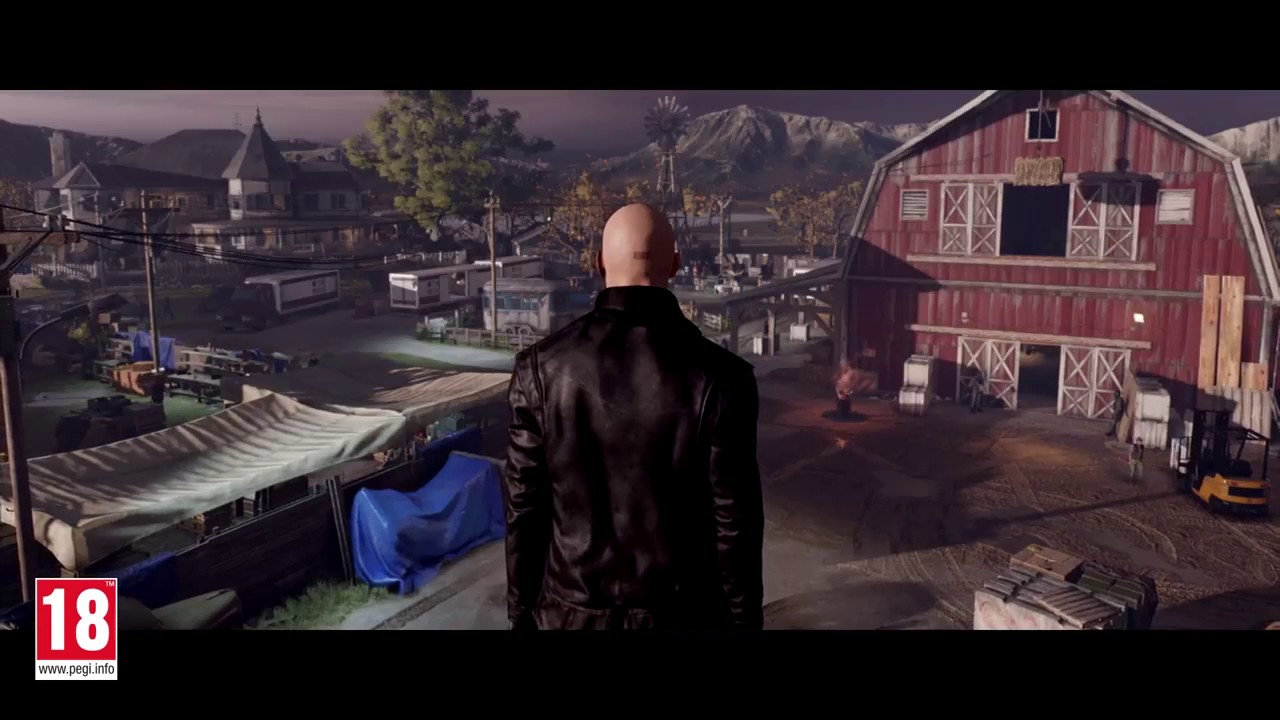 hitman le jeu complet le 31 janvier 2017 sur ps4 youtube. Black Bedroom Furniture Sets. Home Design Ideas