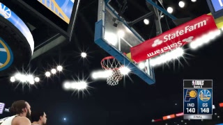 NBA2K18: Ep.106 NBA Finals (Indiana Pacers vs Golden State Warriors) Game 5