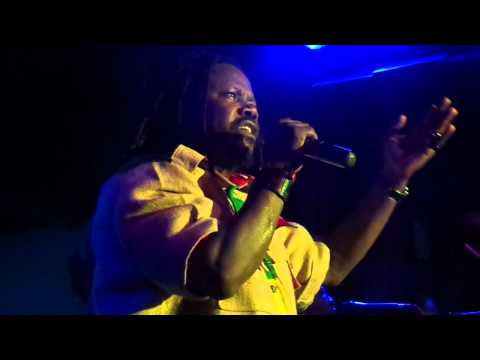 Luciano Messenjah: It's Me Again Jah - Worldbeat Center - San Diego, CA - 06/12/2014