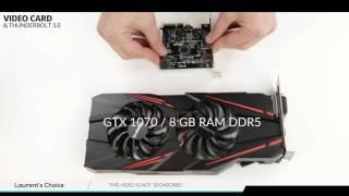 Video Card & ThunderboltEX 3 (Crazy CPU Machine 9/10)