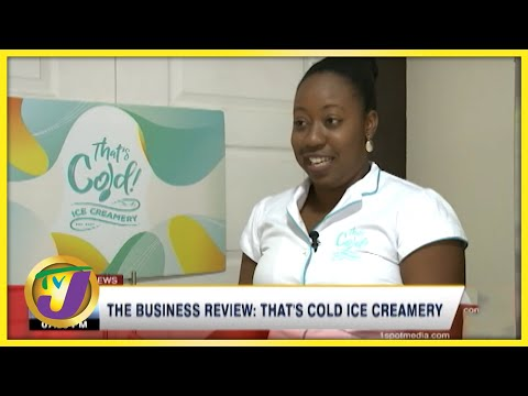 That's Cold Ice Creamery   TVJ Business Review - August 1 2021