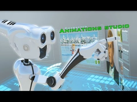 3D GameYan Studio for Game Design & Character Animation for Movie film Pre and post Production
