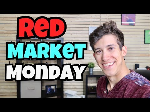 Red Market Monday's | Stock Market 101