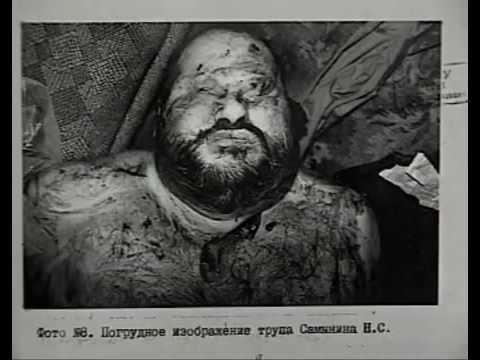 Криминальная Россия   Люберецкий изувер