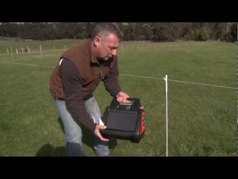 How to Install an O'Briens Solar Energiser
