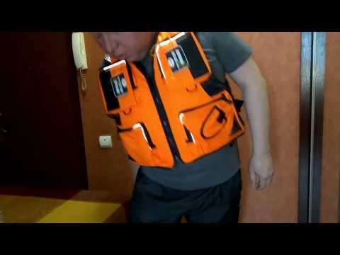 Спасательный жилет с Алиэкспресс