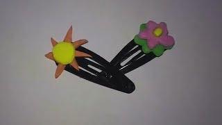 Cómo decorar horquillas   facilisimo.com