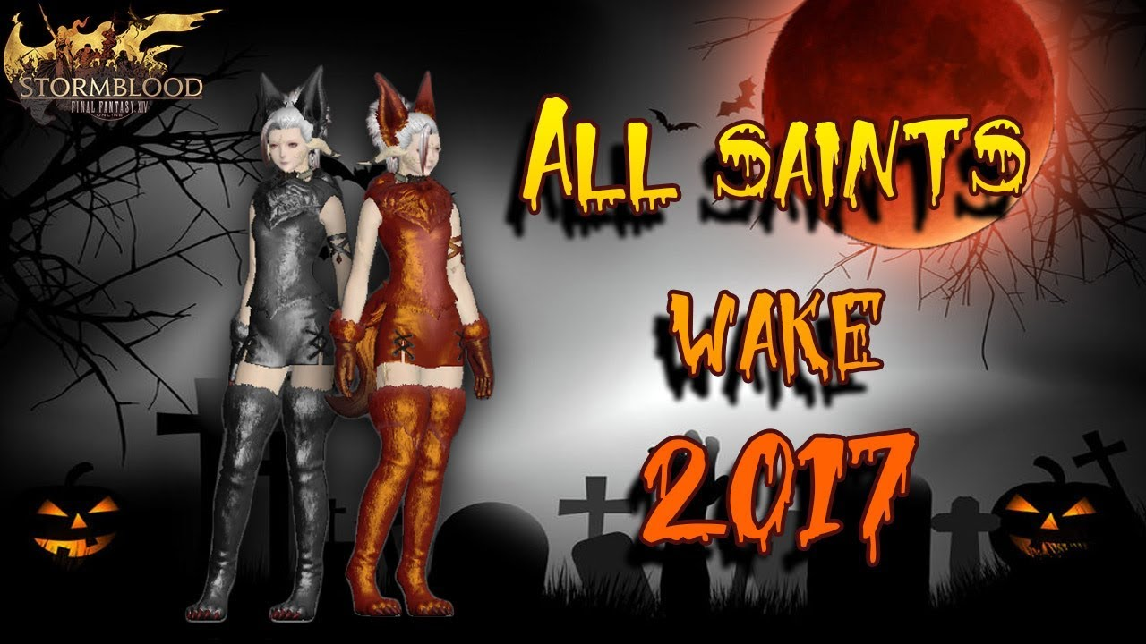 All Saints Wake 2017 Event Preview! - YouTube
