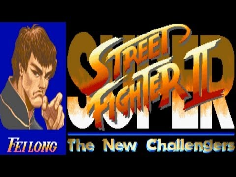 Super Street Fighter II - The New Challengers - Fei Long (Arcade)