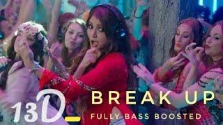 13d- the break up song, Ae dil hai muskil, Ranvir kapoor, Aiswarya rai Bachhan