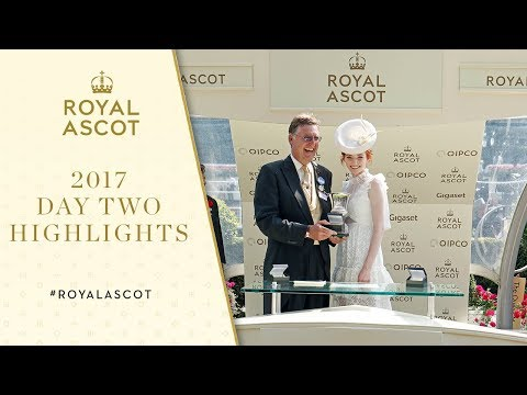Royal Ascot 2017 | Day Two Highlights