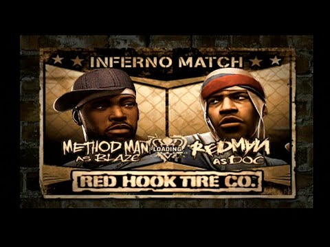 Def Jam Fight For NY Request Method Man Vs Redman