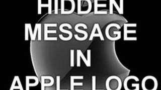 Apple Logo Hidden Message!