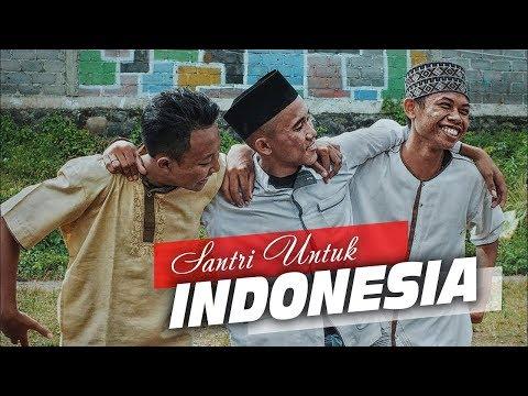 Santri Untuk Indonesia + Syuting Salah | Arafah Films