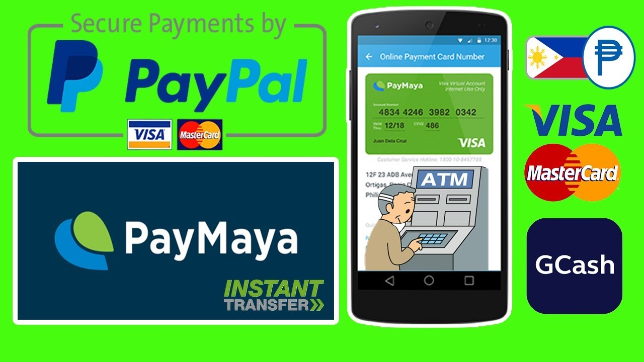 How To Withdraw Money From Paypal To Paymaya Fast And Easy 2018