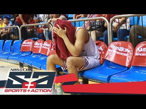 NCAA 91: Scottie Thompson's farewell