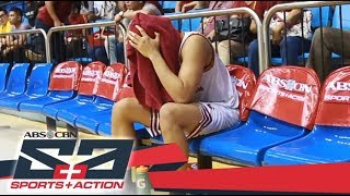 NCAA 91: Scottie Thompson's farewell