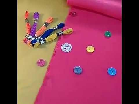 Трикотаж Лакоста в магазине ткани Фру-Фру. - YouTube