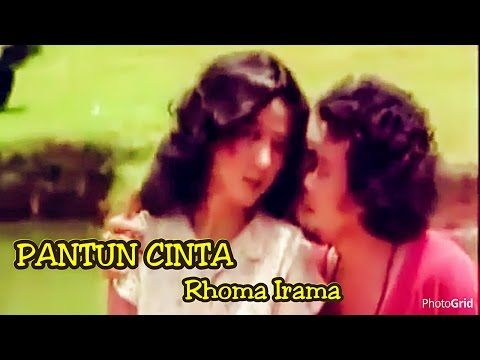 Pantun Cinta - Rhoma Irama ft. Yati Octavia - Original Video Clip