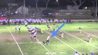 Jabari Ruffin - 2010 Football Highlights