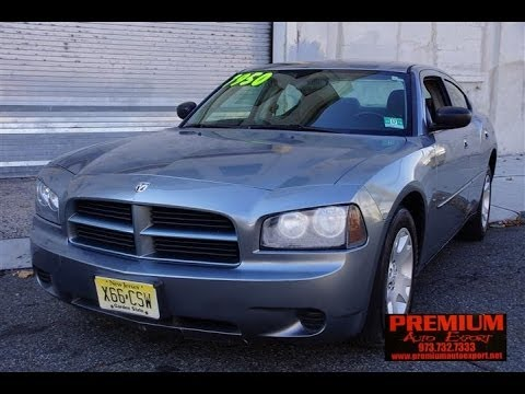 2007 dodge charger 2 7 se buy here pay here nj new jersey youtube. Black Bedroom Furniture Sets. Home Design Ideas