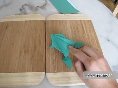 la grenouille qui saute origami youtube. Black Bedroom Furniture Sets. Home Design Ideas
