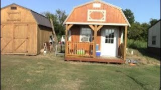 Shed To Tiny House Someone Come Get It ASAP