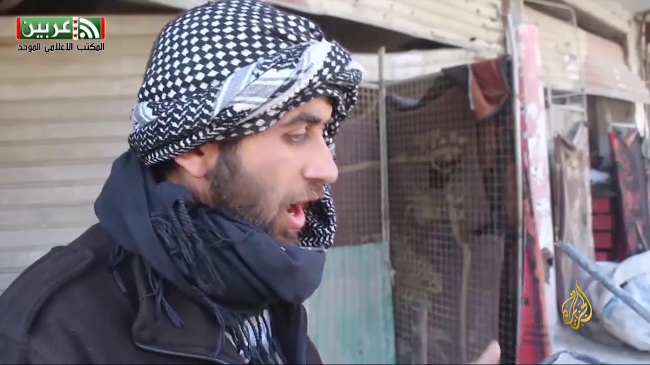 الجزيرة:قتلى مدنيون بقصف روسي وسوري على الغوطة