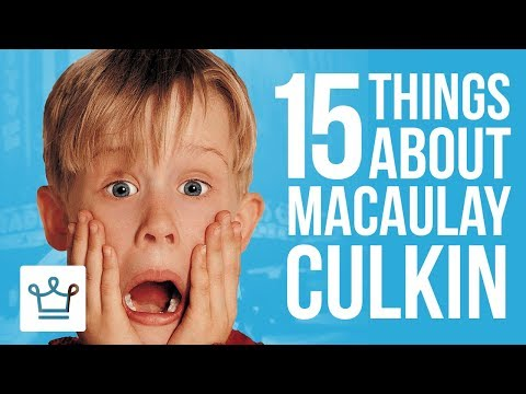 15 Things You Didn't Know About Macaulay Culkin