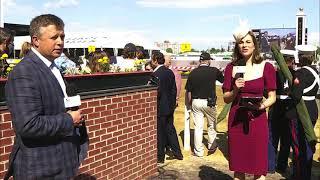Vidéo de la course PMU JIM MCKAY TURF SPRINT S.