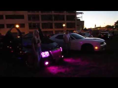 Electric Music Factory Car & Bike Show 2016
