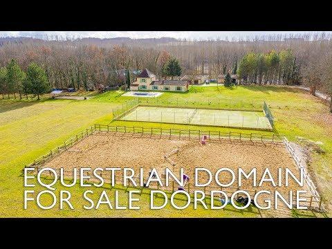 Equestrian domain for sale in Dordogne - Bergerac ref 95883CPH24