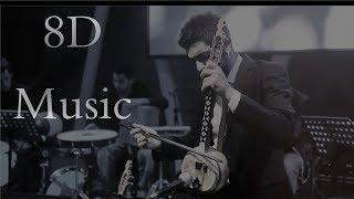 موسيقى ثمانية الأبعاد وعازف بإحساس راقي   Tükeneceğiz - Cafer nazlıbaş 8D Audio
